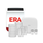 ERA HomeGuard Pro Wireless Smart Phone Alarm System - Kit 1